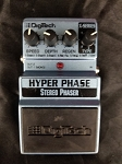 (USED) Digitech Hyper Phase Stereo Phaser Guitar Effects Pedal