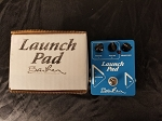 (USED) Barber Electronics Launch Pad Clean Boost Guitar Effects Pedal