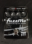 (USED) EBS FuzzMo Ultra Hi-Gain Distortion Guitar Effects Pedal