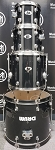 (USED) DDrum D2 Acoustic 4-Piece Drum Kit Shell Pack