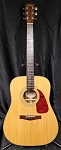 (USED) Fender DG21S Acoustic Guitar w/Case