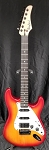 (USED) Benford S-Standard Electric Guitar w/Bag