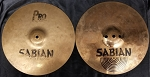 (USED) Sabian Pro Fusion 14-Inch Hi-Hat Pair
