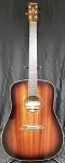 (USED) Alvares MDA66SHB Mahogany Dreadnaught Acoustic Guitar w/Case