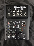 (USED) Alto ZMX52 5-Channel Passive Audio Mixer