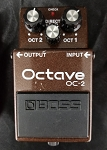 (USED) Boss OC-2 Octave Guitar Effects Pedal
