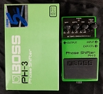 (USED) Boss PH-3 Phase Shifter Guitar Effects Pedal