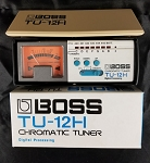 (USED) Boss TU-12H Chromatic Tuner