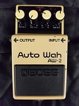 (USED) Boss AW-2 Auto-Wah Guitar Effects Pedal
