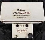 (USED) Fulltone Mini Deja-Vibe Guitar Effects Pedal
