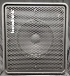 (USED) TC Electronics RS115 Bass 1x15 Bass Speaker Cabinet