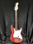(USED) Squier Standard Series Stratocaster Electric Guitar