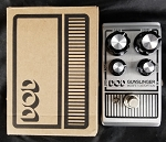(USED) DOD Gunslinger Distortion Guitar Effects Pedal