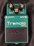 (USED) Boss TR-2 Tremolo w/T1M Mod Guitar Effects Pedal
