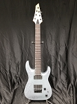(USED) Jackson JS22-7 7-String Electric Guitar, refinished w/EMG 81/85-7