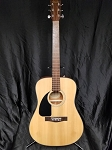 (USED) Fender CD100-LH Acoustic Dreadnought Guitar Left-Handed