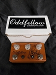 (USED) Oddfellow Caveman V1 Overdrive Guitar Effects Pedal w/Box