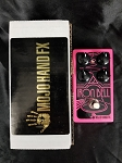 (USED) Mojo Hand FX Iron Bell Fuzz Guitar Effect Pedal w/Box
