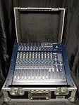 (USED) Behringer Eurorack MX 2004A 20-Channel Mixing Console w/Mixer Case