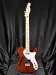 (USED) Squier Classic Vibe 60's Thinline Telecaster Electric Guitar