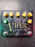 (USED) Lone Wolf Audio Viper Bitcrushed Chorus Guitar Effects Pedal
