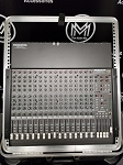 (USED) Mackie 1604 VLZ-Pro 16-Channel Audio Mixer w/Case