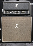 (USED) Dr. Z Remedy 40w Tube Guitar Amplifier Head w/ Matching Dr. Z 1x12 Extension Cabinet