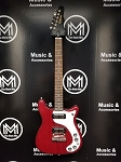 (USED) Epiphone Willshire '66 Reissue Worn Cherry Electric Guitar