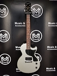 (USED) Epiphone Les Paul Jr Electric Guitar, Silver