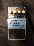 (USED) Boss CH-1 Super Chorus Guitar Effects Pedal