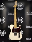 (USED) Squier Classic Vibe 50's Telecaster Electric Guitar, Vintage Blonde