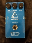 (USED) DeltaLab DD-1 Digital Delay Guitar Effects Pedal