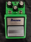 (USED) Ibanez TS-9 Tube Screamer w/Keeley Mod