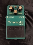 (USED) Boss TR-2 Tremolo Guitar Effects Pedal w/ Monte Allums Boost Mod
