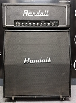 (USED) Randall Colossus Paul Stanley Signature Guitar Amplifier Head w/Randall 412a Guitar Cabinet