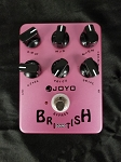 (USED) Joyo British Overdrive Guitar Effects Pedal
