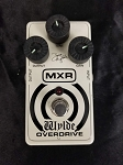 (USED) MXR Wylde Overdrive Guitar Effects Pedal