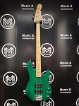 (USED) 1996 G&L L-2000 4-String Electric Bass Guitar w/Case