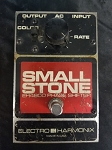(USED) Electro-Harmonix EH4800 Small Stone Phase Shifter Guitar Effects Pedal