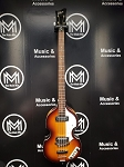 (USED) Hofner Hi-Series B-Bass Violin 4-String Electric Bass w/Case