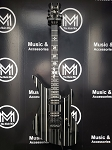 (USED) Schecter Synyster Gates Custom-S Seymour Duncan Electric Guitar