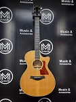 (USED) Taylor 512ce Grand Concert Acoustic Electric Guitar w/Case