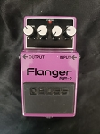 (USED) Boss BF-2 Flanger Guitar Effects Pedal