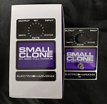 (USED) Electro Harmonix EH-4600 Small Clone Chorus Guitar Effects Pedal