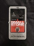(USED) Electro Harmonix EH-4800 Small Stone Phase Shifter Guitar Effects Pedal