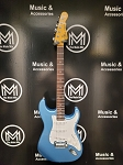 (USED) G&L Tribute Series Legacy Electric Guitar, Lake Placid Blue