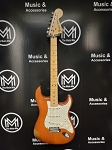 (USED) Fender American Special FSR Stratocaster Honey Satin w/Case