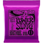 Ernie Ball 2220 Power Slinky Custom Gauge Nickle Wound Electric Guitar Strings