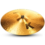 Zildjian K Dark Medium Ride 22