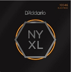 D'Addario NYXL1046 Nickel Wound Regular Light Electric Guitar Strings .10-.46